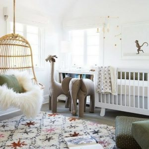 the divine company - calming nursery ideas blog post