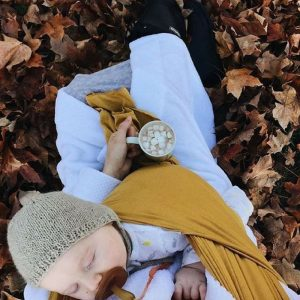 autumn baby blog post