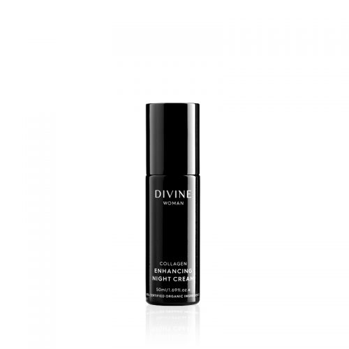 DIVINE WOMEN COLLAGEN ENHANCING NIGHT CREAM