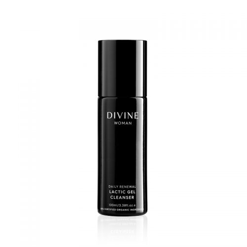 DIVINE WOMAN DAILY RENEWAL LACTIC GEL CLEANSER