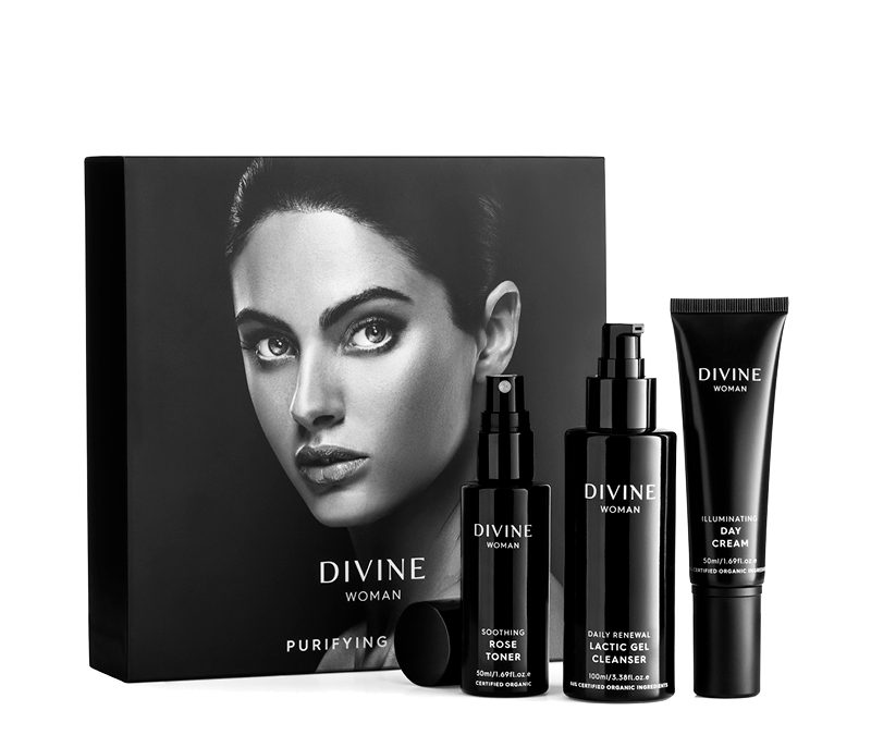 Divine Woman Purifying Series ~ ACO Certified Organic