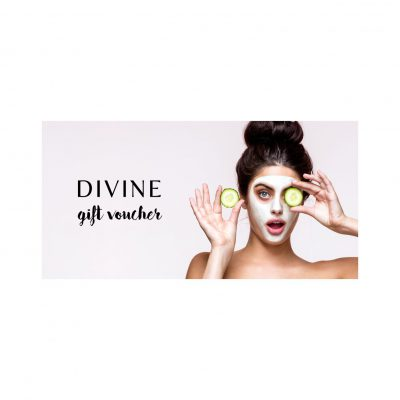 Divine Woman Voucher Shopping Cart