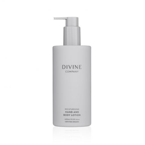 DIVINE COMPANY MOISTURISING HAND AND BODY LOTION