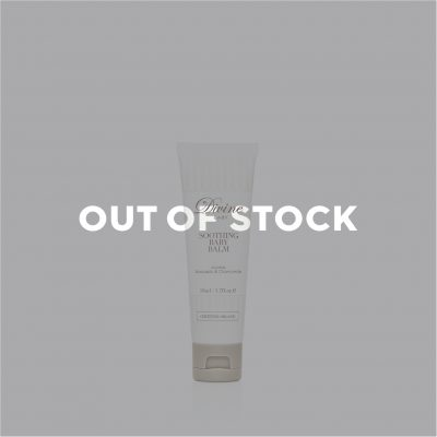DB SOOTHING BABY BALM OUT OF STOCK