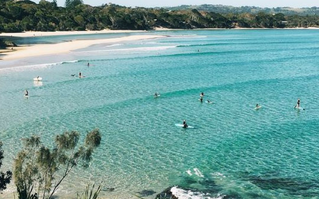 Divine Destinations: Byron Bay